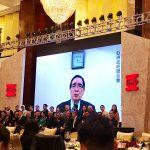 アジア武術連盟30周年記念式典