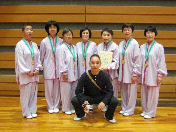 大阪府代表に選出された楽楽ひよこチーム
