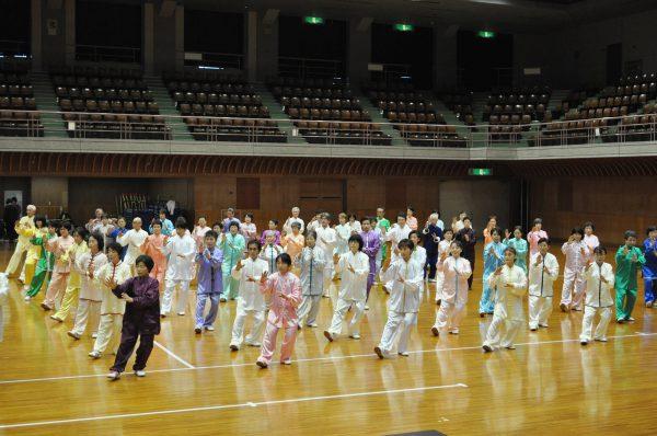 第23回愛知県太極拳競技大会