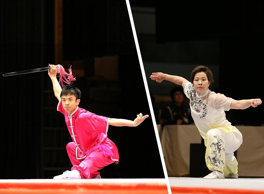 「2016年全日本武術太極拳競技会」成績速報!サイト内検索最近の投稿アーカイブカテゴリースポンサー