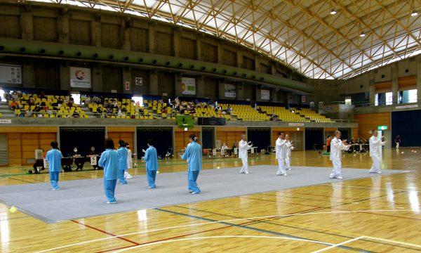 集団9人以上で優勝した、練拳の会(沼津市