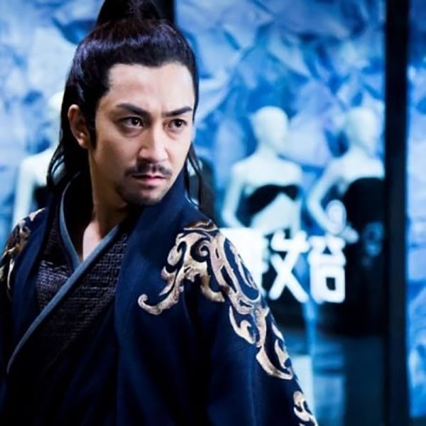 俳優として中国での出演作 器灵2〜weapon&soul〜