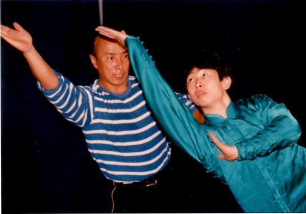 1988年山東省にて