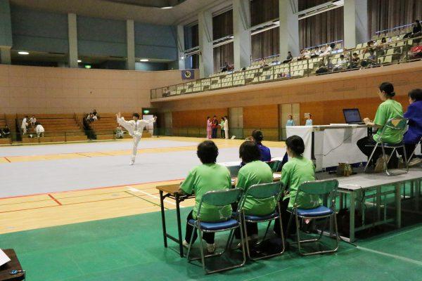 南関東ブロック国体選抜02_国体男子ジュニア太極拳2