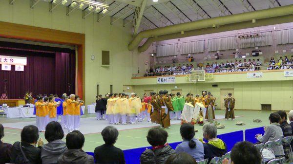雅楽 熊野古道や藤白の獅子舞など多彩なアトラクション