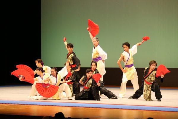 伝統武術の部・TFA長拳隊