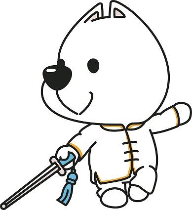 大会マスコットキャラクター「きいちゃん」