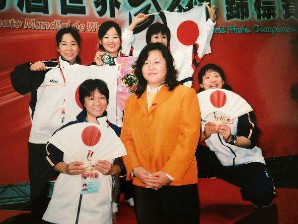 2003年世界武術選手権大会(マカオ)