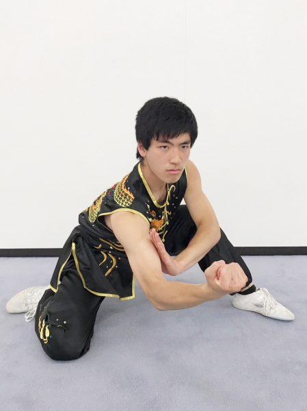 松村 龍之介 選手