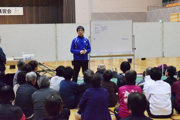 潮田強先生 太極養生功・入門太極拳講習