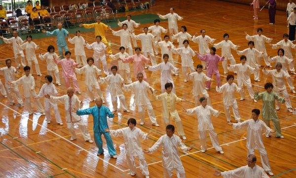 13_第13回熊本県連盟表演大会_24式太極拳