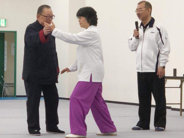 馬長勲老師講習会03