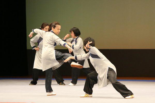 伝統武術の部・輪(Rin)