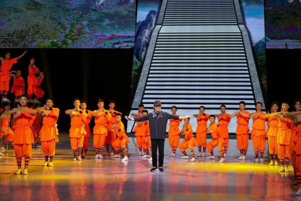 圧巻の規模の開会式にはジェット・リー(李 連杰)氏も出演