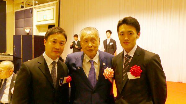 森喜朗・東京オリンピック・パラリンピック競技大会組織委員会会長と