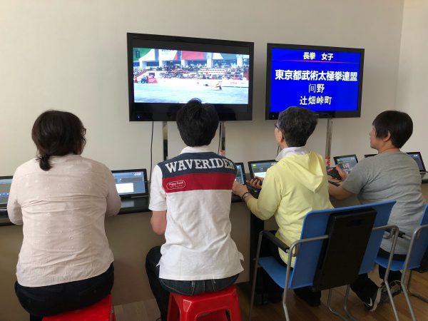 システムの日本語版開発も進める