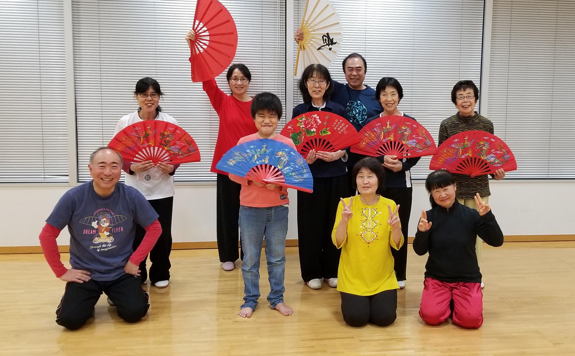 増田泰治講師と山陽カルチャー