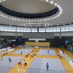 前回の大阪大会(第24回大会)の競技の模様