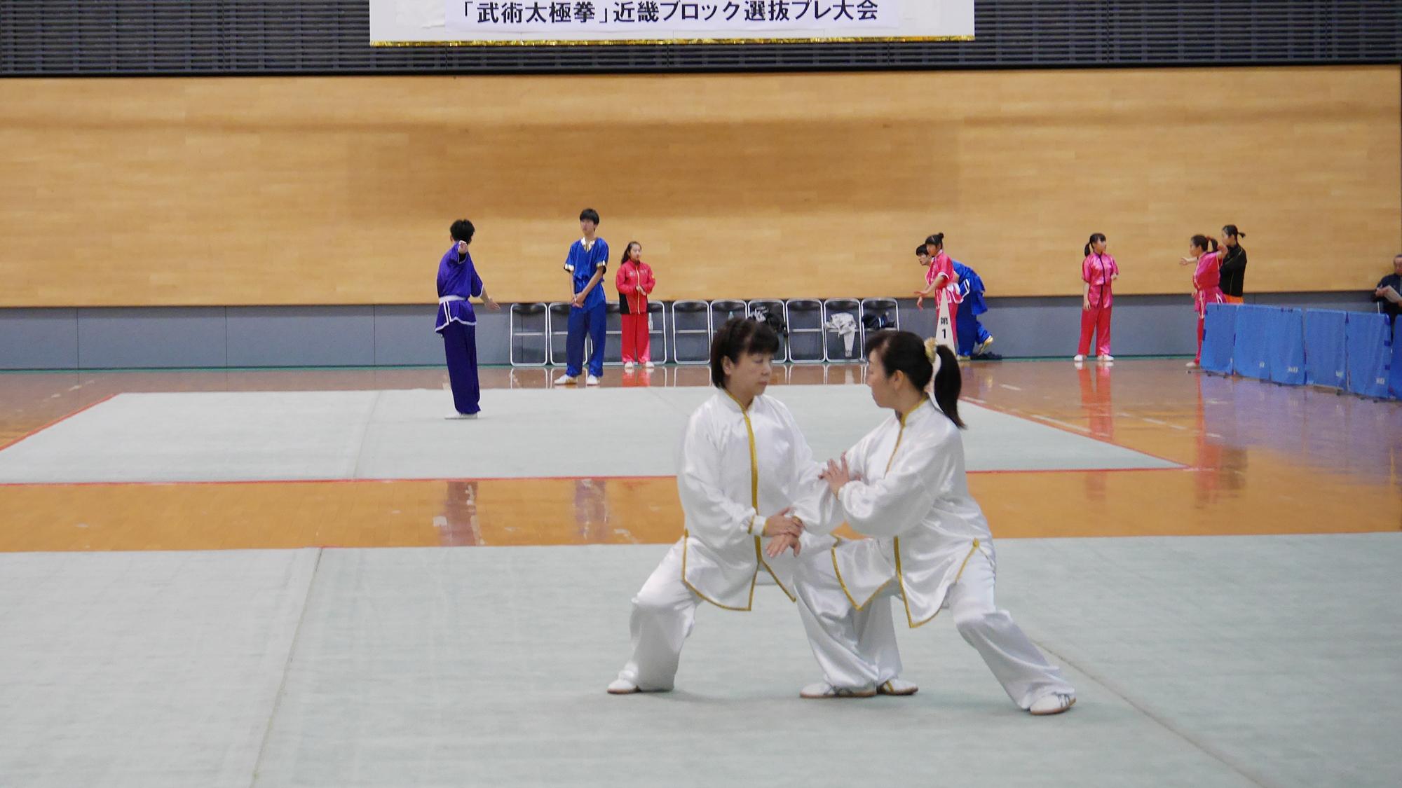 近畿ブロック国体選抜プレ大会