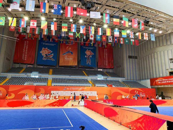 95の国と地域から選手が集まり盛大に開催