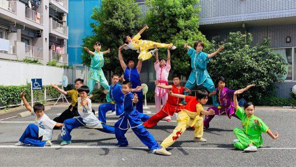 輝け武術太極拳アスリート11_弐虎壱カンフークラブの選手たち