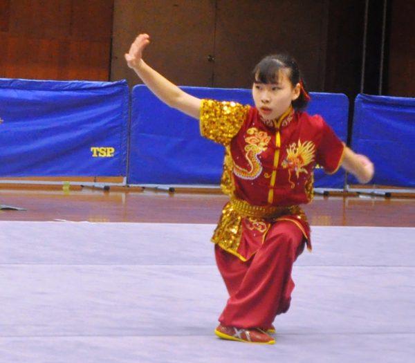 成長めざましいジュニア選手のほか、多くの愛好者が普段の練習の成果を披露