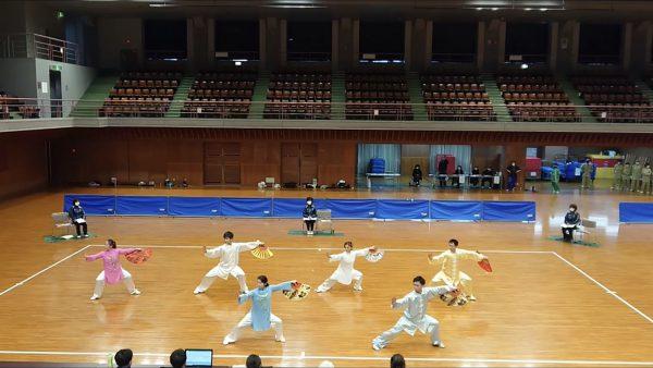 集団で1位を獲得した「AI-JI-QUAN」チーム