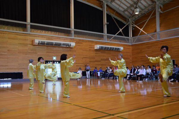 ねんりんピック和歌山への出場権を得た1位の鳳翔チーム